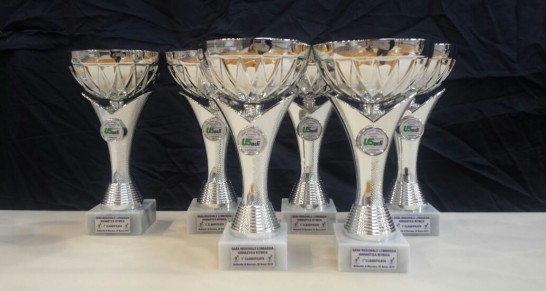 1^ Campionato Regionale US Acli di Ginnastica Ritmica – 100 atlete tra ritmo ed eleganza