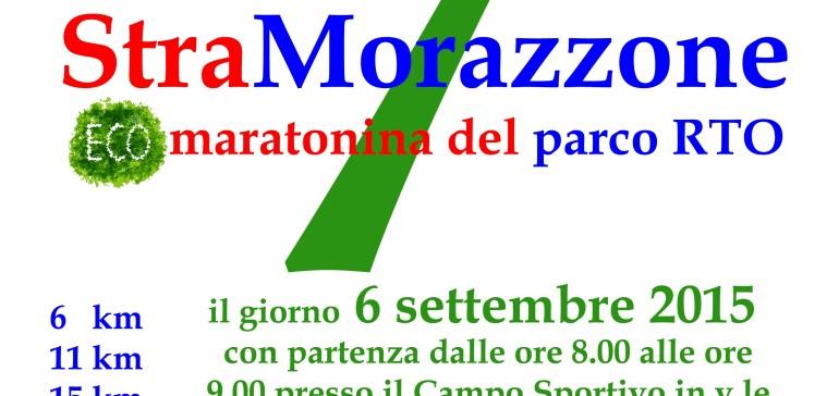 7° StraMorazzone USAcli Varese Ecomaratonina nel parco CTO