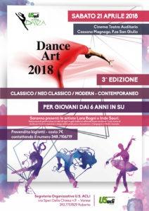 3°rasssegna di danza USAcli Varese